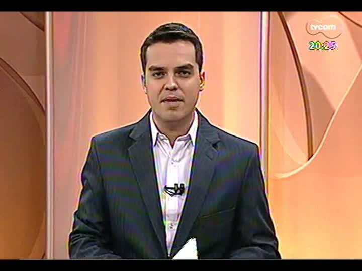 TVCOM 20 Horas - Mortes nas estradas no Carnaval já chega a 24 - Bloco 3 - 11/02/2013