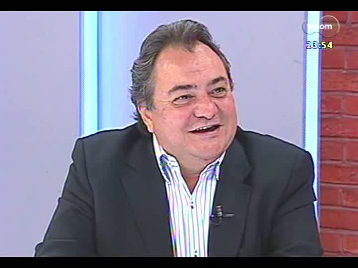 Mãos e Mentes - Diretor-presidente do M.Grupo, Lorival Rodrigues - Bloco 3 - 18/02/2013