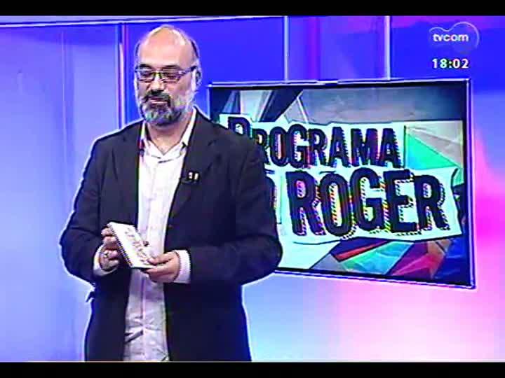 Programa do Roger - Confira a apresentação de Cau Karam e o grupo À Deriva - bloco 2 - 15/05/2013