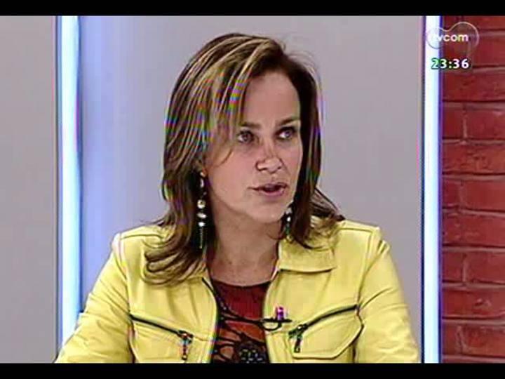 Mãos e Mentes - Coordenadora do InovaPoa, Deborah Villela - Bloco 1 - 06/06/2013