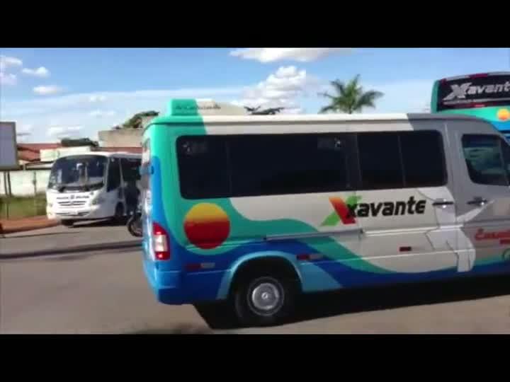Chegada da Seleção brasileira ao Centro de Treinamento em Goiânia - 11/06/2013