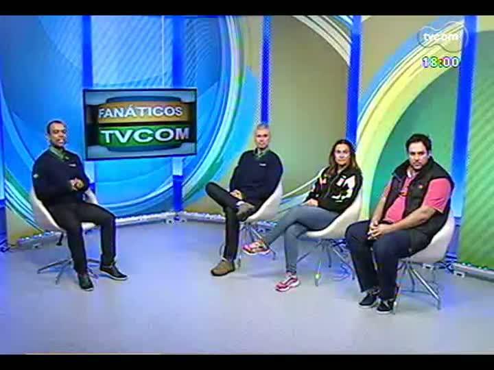 Fanáticos TVCOM - Luiz Alano e convidados repercutem a vitória de Brasil 2 x 0 México na Copa das Confederações - bloco 1 - 19/06/2013