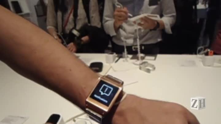 Veja como funciona o Galaxy Gear, novo lançamento da Samsung