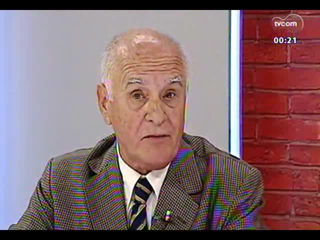 Mãos e Mentes - Decano da Escola de Direito da Unisinos, Vicente de Paulo Barretto - Bloco 4 - 25/10/2013