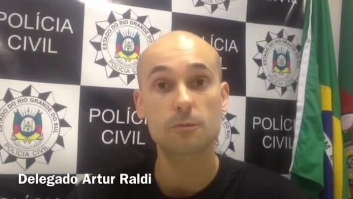 Polícia prende suspeitos de integrar quadrilha que roubava carros na Grande Porto Alegre - 28/11/2013