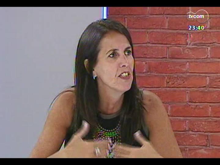 Mãos e Mentes - Escritora, poetisa e colunista Martha Medeiros - Bloco 4 - 08/12/2013