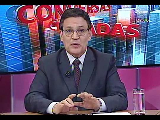 Conversas Cruzadas - Maconha: Será que as penalizações são proporcionais? - Bloco 2 - 20/01/2014