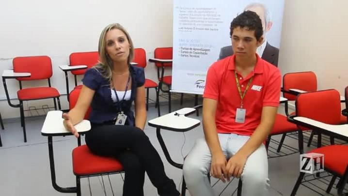 Instrutora esclarece as principais dúvidas de quem inicia no mercado de trabalho
