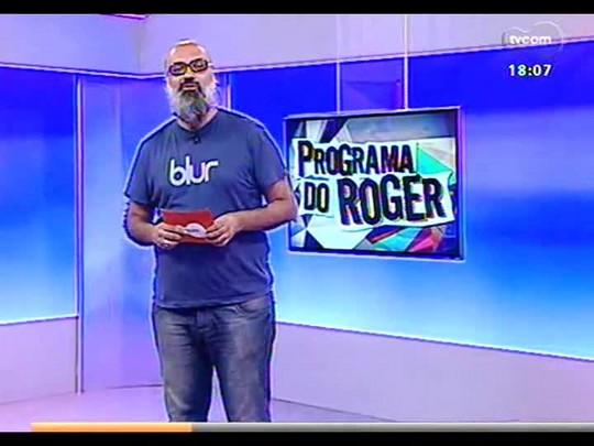 Programa do Roger - Jair Kobe e o Canto Livre - Bloco 3 - 07/04/2014