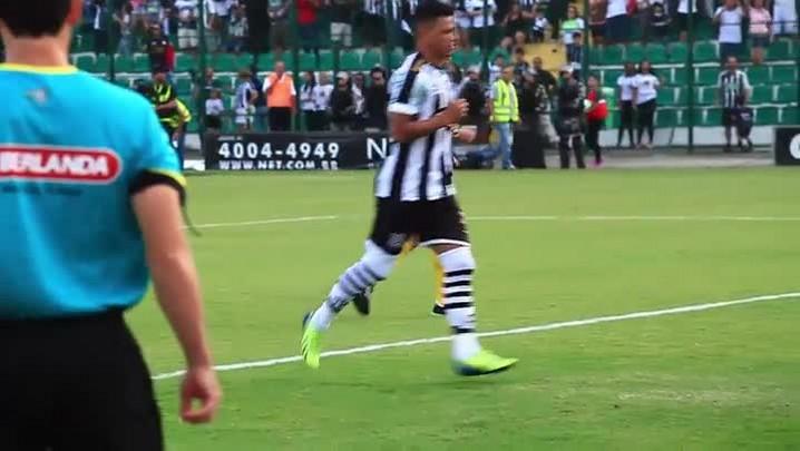 Os gols do Figueirense na conquista do Catarinense 2014