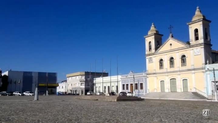 As obras do PAC Cidades Históricas em Jaguarão