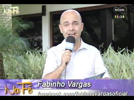 Na Fé - Clipes de música gospel e bate-papo com Júlio César e Rita de Cássia Oliveira - 27/04/2014 - bloco 3