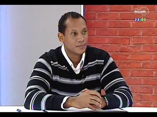 Mãos e Mentes - Árbitro e comentarista de arbitragem Márcio Chagas - Bloco 3 - 07/05/2014