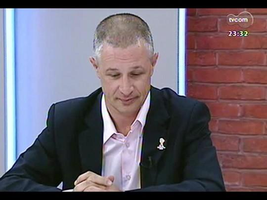 Mãos e Mentes - Stadium manager do Comitê Organizador Local da Copa, Luciano de Oliveira Elias - Bloco 2 - 20/05/2014