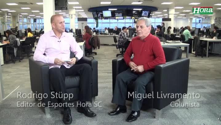Miguel Livramento: França não merece nem mais uma chance no Figueirense