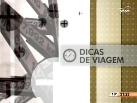 TVCOM Tudo+ - Dicas de Viagem - 30.07.14