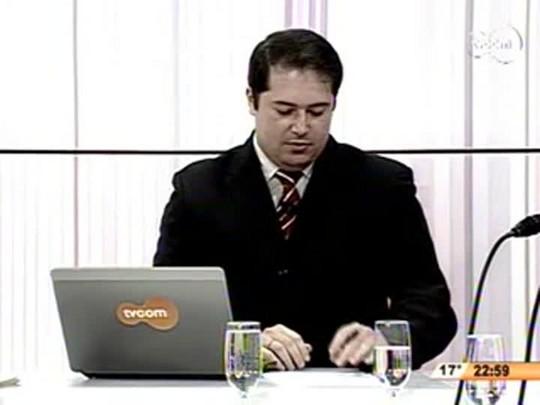 Conversas Cruzadas - Debate entre Candidatos a Vice governador - 4ºBloco - 07.08.14