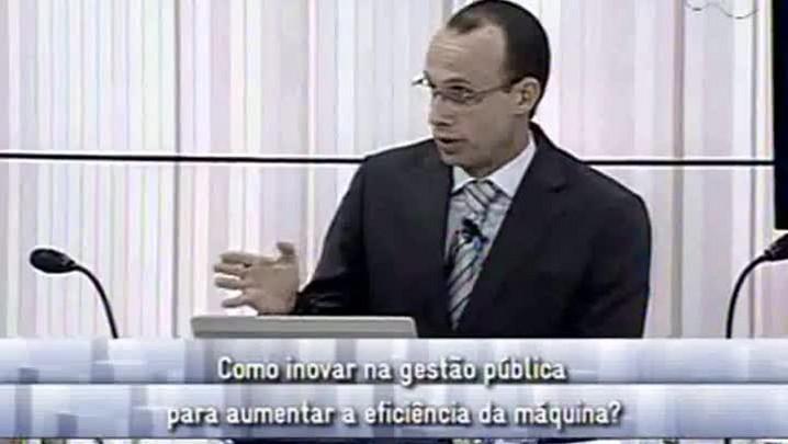 Conversas Cruzadas - Inovações para Aumentar a Eficiência da Máquina - 3ºBloco - 11.09.14