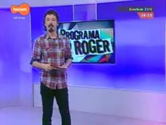 Programa do Roger - 'Lojinha do Roger': ingressos para o filme 'Rio, eu te amo' - Bloco 4 - 17/09/2014