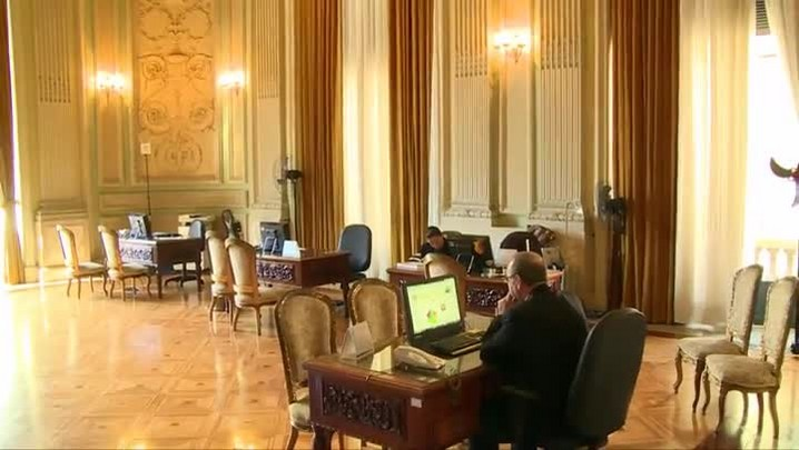 TVCOM Eleições 2014 - Conheça o Palácio Piratini, sede do governo do Estado
