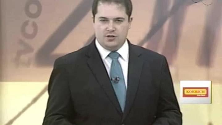 TVCOM 20 Horas - Após 3 dias Das Eleições, Propagandas de Candidatos pela Rua - 2ºBloco - 08.10.14