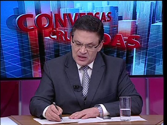 Conversas Cruzadas - As atribuições dos órgãos públicos em relação aos alvarás de estabelecimentos comerciais - Bloco 4 - 05/11/2014