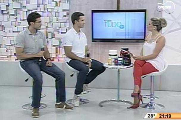 TVCOM Tudo+ - Nutrição esportiva - 10.11.14