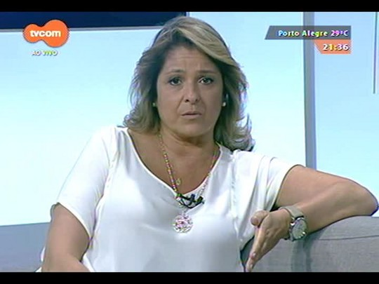TVCOM Tudo Mais - Tire suas dúvidas sobre o uso da pílula anticoncepional com a médica Laura Massuco Pogorelsky