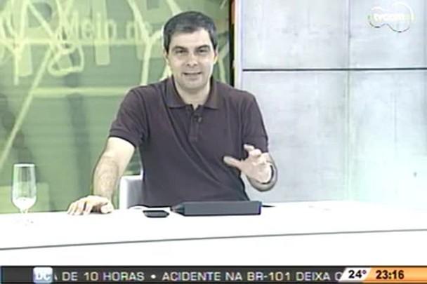 Bate Bola - Encerramento com o convidado Tiago Volpi - 5ºBloco - 07.12.14