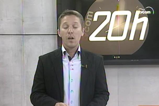 TVCOM 20h - Hospital Santo Antônio, em Blumenau, enfrenta superlotação no centro obstétrico - 27.12.14