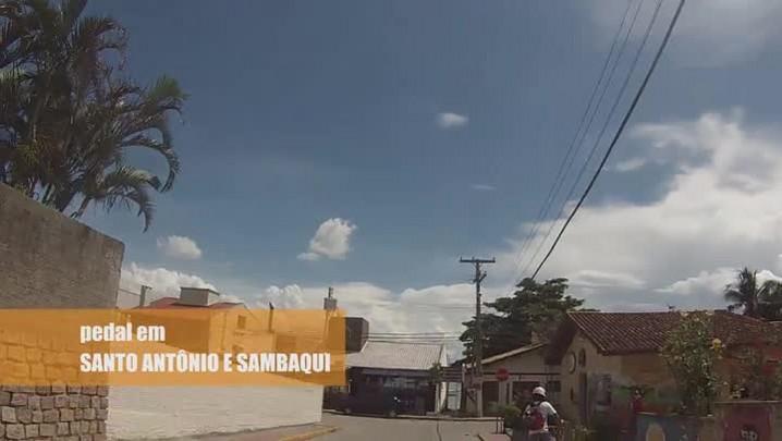 Bike Repórter – Pedal por Santo Antônio de Lisboa e Sambaqui