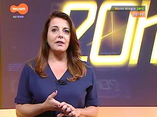 TVCOM 20 Horas - EGR vai analisar readequação de praças de pedágio durante feriados - 06/04/2015
