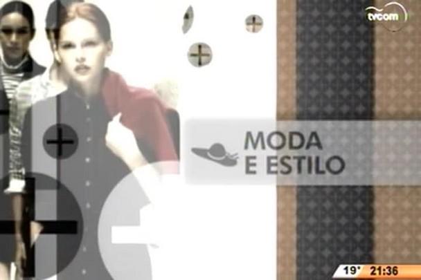 TVCOM Tudo+ - Quadro Moda e Estilo – Lingeries para o Dia das Mães - 07.05.15
