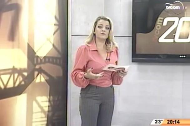 TVCOM 20 Horas - JEC foi condenado a pagar uma multa de 8 mil reais e perder 4 pontos - 14.05.15