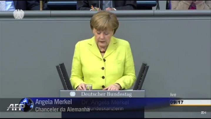 Merkel desconsidera volta da Rússia ao G7