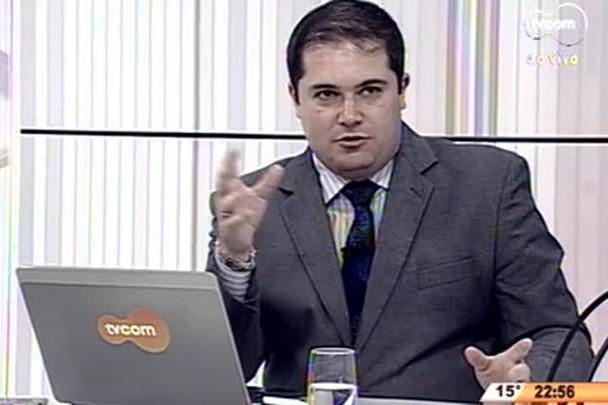 Conversas Cruzadas - A situação do PT dentro do Brasil - 4º Bloco - 25.06.15