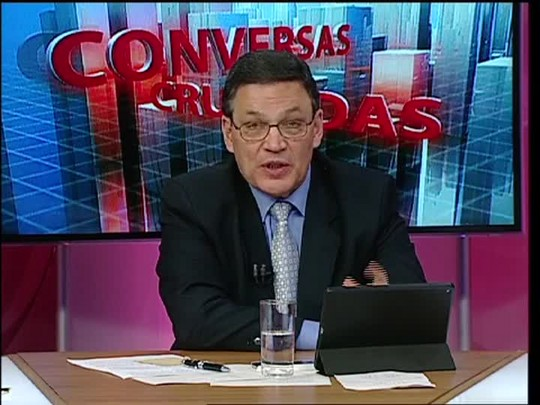 Conversas Cruzadas – Debate sobre a situação dos moradores de rua da capital – Bloco 04 – 01/07/2015
