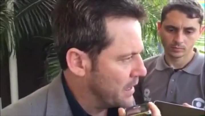 Após reunião com dirigente do Inter, Argel Fucks evita confirmar acerto