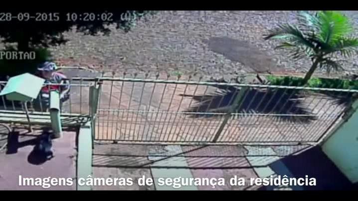 Vídeo mostra funcionário da RGE agredindo cão no Noroeste do Estado
