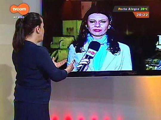 TVCOM Tudo Mais - Técnicos da prefeitura da capital monitoram nível do Guaíba