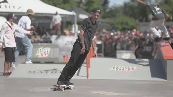 Matriz Skate Pro traz atletas do mundo a Porto Alegre