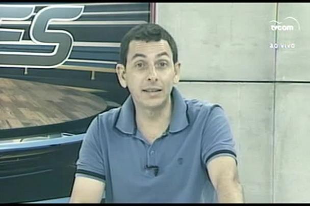 TVCOM Esportes. 3º Bloco. 12.01.16