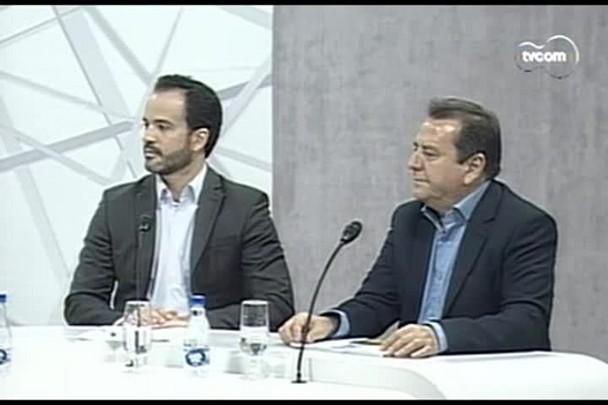 TVCOM Conversas Cruzadas. 1º Bloco. 11.05.16