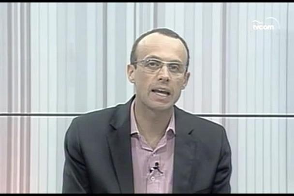 TVCOM Conversas Cruzadas. 1º Bloco. 30.05.16