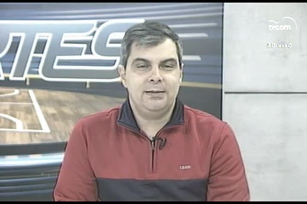 TVCOM Esportes. 4º Bloco. 03.06.16
