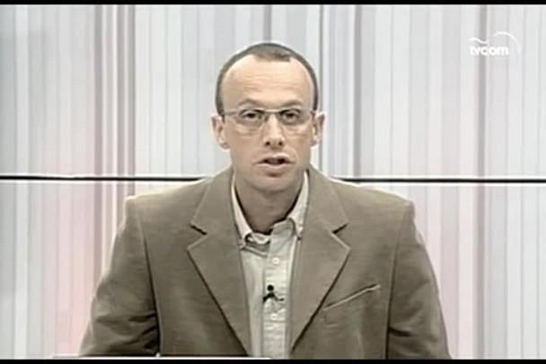 TVCOM. Conversas Cruzadas. 1º Bloco. 08.06.16