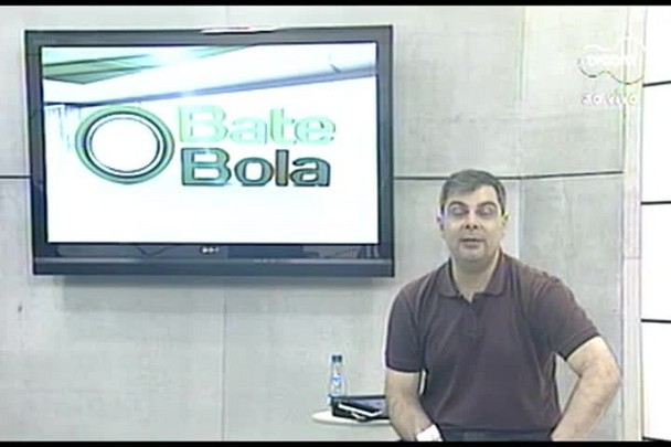 TVCOM Bate Bola. 4º Bloco. 29.08.16