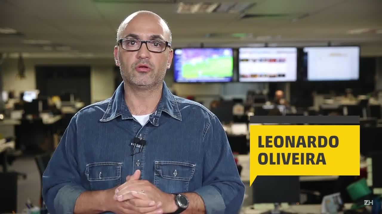 Leonardo Oliveira: o principal nome do Godoy Cruz é seu técnico de ideias revolucionárias
