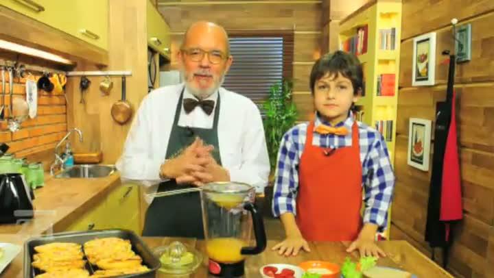 Anonymus Gourmet e Alarico dão dicas de como preparar uma refeição para família
