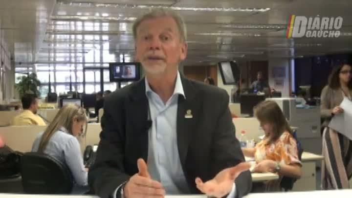Candidatos falam sobre o primeiro ato administrativo na prefeitura: José Fortunati